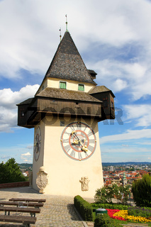 Clock tower of Grace