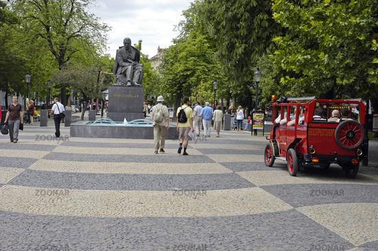 Hviezdoslav Square