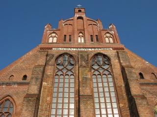 Nikolaikirche in Wolin, Wollin