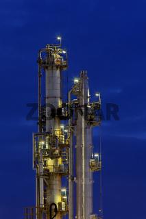Leuna Werke - Chemieanlage