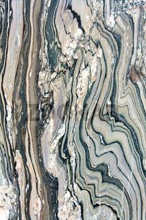 Tafel aus Marmor