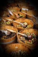 tuns of fruits