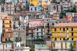 Detail von Castiglione di Sicilia