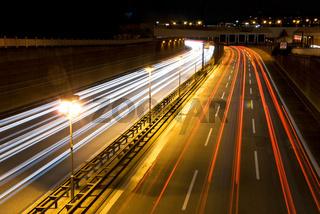 highway night