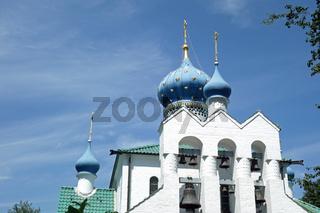 Kirche des heiligen Prokop in Hamburg