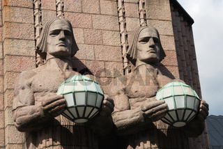 railway station in Helsinki