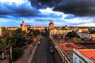 View over Cienfuegos