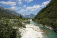 Triglav Nationalpark Slowenien