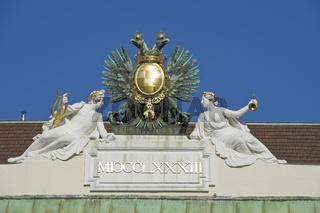Palais Pallavicini oder Palais Fries Pallavicini, Josefsplatz, Wien, Österreich