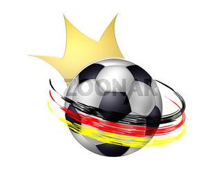 König Fußball Germany