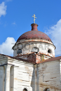 Cathedral of the Kazan icon in Kirillov.