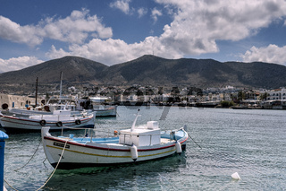 Impressions from Crete in Summer