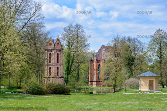 Kirche St. Helena und Andreas in Ludwigslust
