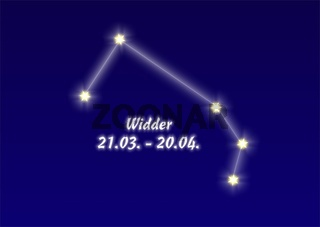 Widder, Aries