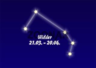 Widder, Aries