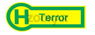 Haltestelle Terror