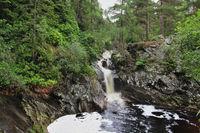 Wasserfall in der Nähe von Bruar