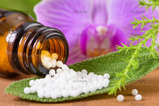 Alternativmedizin mit Globulis