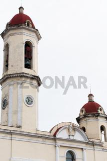 Cienfuegos, Kuba – alte Gebäude