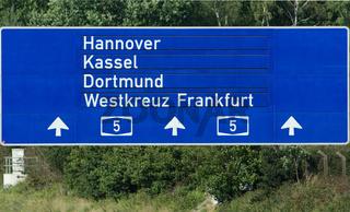 A 5 Frankfurter Kreuz