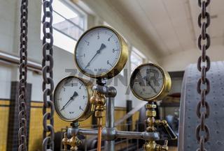 Vintage appliance - brewery in Belgium