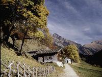 Gerstruben bei Oberstdorf/Allgaeu
