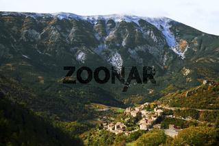 Brantes am Osthang des Mont Ventoux, Provence, France