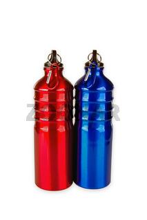 Getraenkeflasche aus Leichtmetall