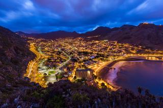 Town Machico - Madeira Portugal