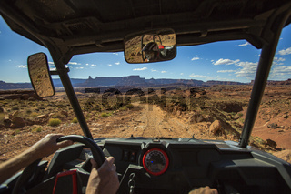 POV off roading