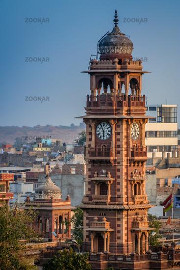 Jodhpur clock tower