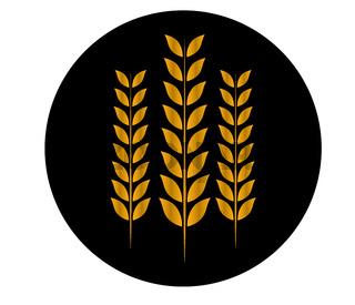 Laurel Wreath Icon Design