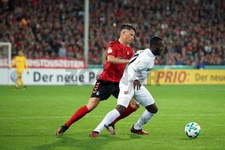 DFB-Pokal 17/18 Achtelfinale: SC Freiburg - Dynamo Dresden