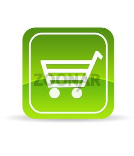 Green Ecommerce Icon