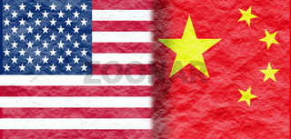 Politic relationship, USA and China