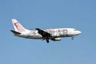 Tunisair - Boeing 737-5H3