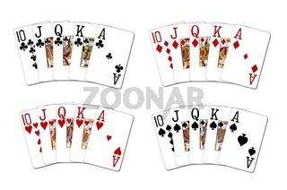 Poker Royal Flush