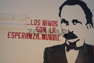 'die Hoffnung der Welt',Jose Marti