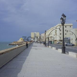 city of Cadiz, Andalusia, Spain Europe.