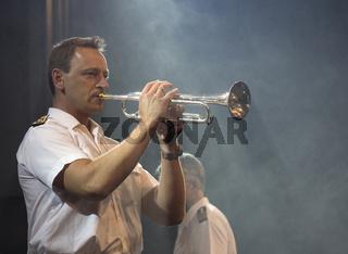 Joerg BROHM, Big Band der Bundeswehr
