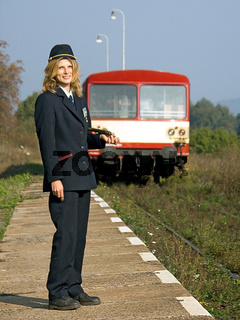 station dispatcher