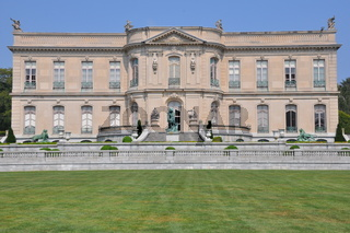 The Elms Mansion in Newport, Rhode Island