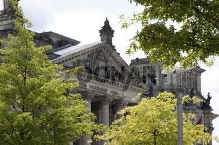 Deutscher Bundestag (Dem deutschen Volke)