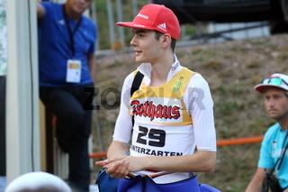 Einzelwettkampf FIS Sommer Grand Prix 2016 Hinterzarten
