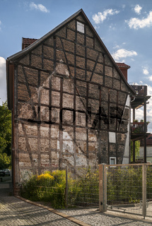 Bad Langensalza - Die Spur des alten Hauses