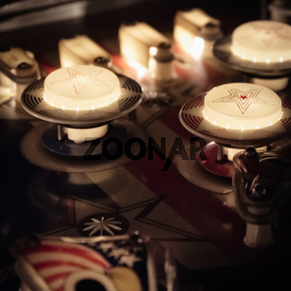 Pinball Machine Detail