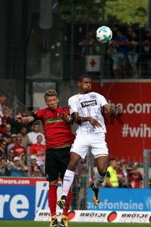 1. BL: 17-18 - 1. Spieltag -  SC Freiburg vs. Eintracht Frankfurt