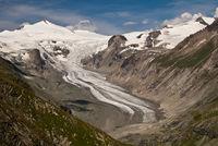 Der Gletscher Pasterze