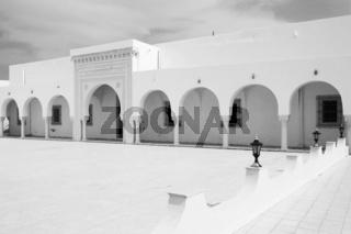 Moschee in Zarzis, Tunesien