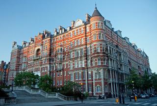 Albert Hall Mansions, London, England